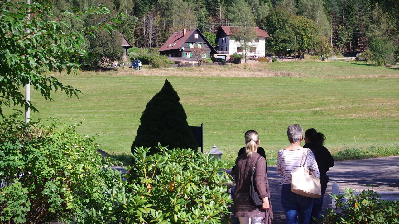 Gasthaus Waldesruh Herrenwies